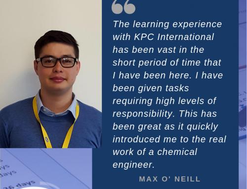 Employee Story: Max O' Neill